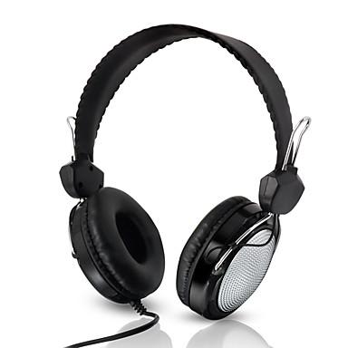 voordelige Gaming-oordopjes-Kubite T-420 Over-ear hoofdtelefoon Bekabeld Reizen en entertainment Geluidsisolerende