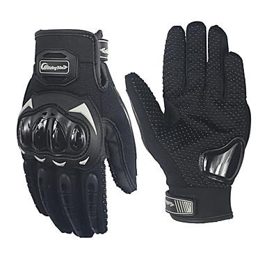 jahanje pleme profesionalne skliznuti-dokaz pune prst motocikl racing rukavice MCS-17