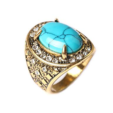 نسائي عصابة الفرقة فيروز أحمر أخضر أزرق فيروز موضة مناسب للبس اليومي فضفاض مجوهرات