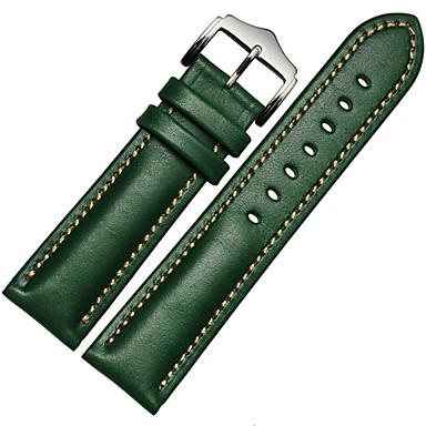 voordelige Horlogebandjes voor Samsung-Horlogeband voor Gear S2 / Gear S2 Classic Samsung Galaxy Sportband Metaal / Leer Polsband