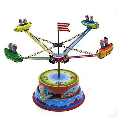 olcso Felhúzós játékok-Felhúzós játék Újdonságok Fémes 1 pcs Játékok Ajándék