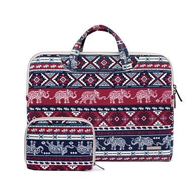 Ručne torbe / Rukavi Futrole Boemski stil / Dungi Tekstil za MacBook Pro 13