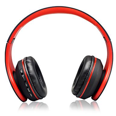 olcso Gaming fülhallgatók-Kubite KUBT STN-818 Fülbe helyezhető fejhallgató Vezeték nélküli Mobiltelefon V3.0 Zajszűrő Mikrofonnal A hangerőszabályzóval