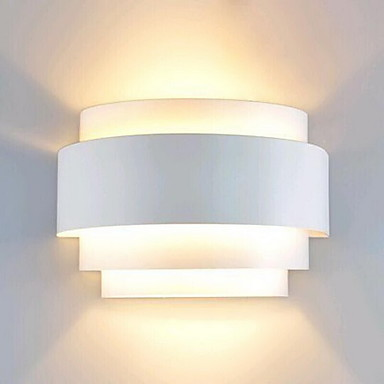 Lightinthebox modern contemporary flush mount wall lights pathway metal wall light 110 120v 220 240v 60w 1069166 2018 21 89