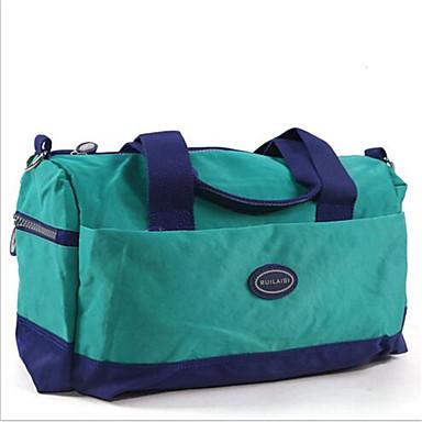 עדכון מעודכן תיק טיולים\נסיעות / תיק צד קטן נייד / אחסון לטיולים ל בגדים בד EK-58