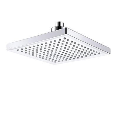 olcso LED zuhanyfej-led színes világító top spray / 8 inch víztakarékos top spray (ABS galvanizáló)