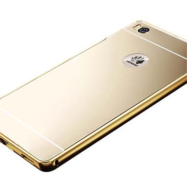 Θήκη Za Huawei Honor 4X / Huawei Honor 7 / Huawei Uživajte 5S Huawei P8 Lite / Huawei P8 / Huawei Honor 7 Pozlata / Zrcalo Stražnja maska Jednobojni Tvrdo Opeka