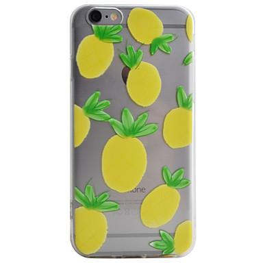 För iPhone 6-fodral iPhone 6 Plus-fodral iPhone 5-fodral Genomskinlig  Mönster fodral Skal fodral Frukt Mjukt TPU för AppleiPhone 6s 5279260 2019  – €3.99 f210e8f8e1d88