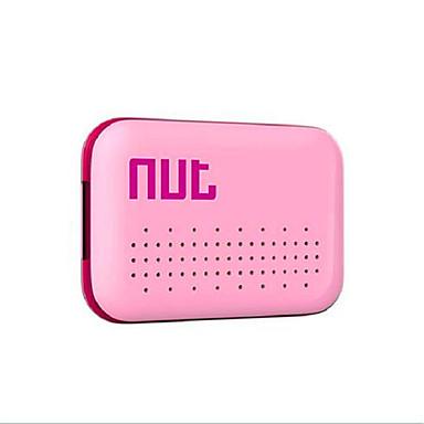 voordelige Slimme trackers-moer mini elke intelligente anti verloren patch bluetooth anti verloren alarm volgen locatom