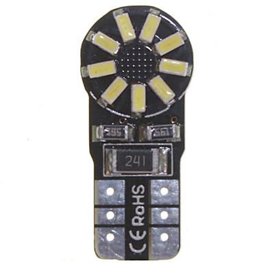 voordelige Motorverlichting-SENCART 10 stuks Automatisch Lampen SMD 3014 200lm Interior Lights