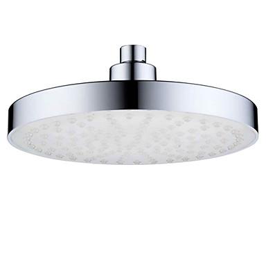 olcso LED zuhanyfej-led hőmérséklet-szabályozás top spray három hőmérséklet-szabályozás hőmérséklet változása top spray zuhany (absz galvanizálás)