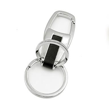 Недорогие Брелоки-ziqiao металлический автомобиль стандартный брелок подарок брелок для автомобиля благородных укладки