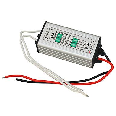 12-24 V Rezistent la apă Aluminiu Sursă de energie LED 10 W