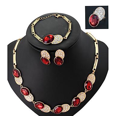 0a8934c8683c Mujer Conjunto de joyas - Brillante