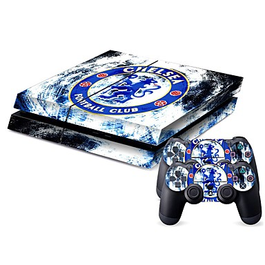B-SKIN PS4 Bags, Cases Skins PS4 ,  Novelty Bags, Cases Skins PVC(PolyVinyl Chloride) unit