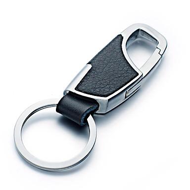 Недорогие Брелоки-ziqiao металлический автомобиль стандартный брелок для ключей подарок подарок для автомобиля стиль