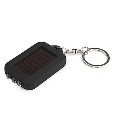 olcso LED kulcstartók-1 Kulcstartó elemlámpák Kis méret 50 lm LED LED 3 Sugárzók 1 világítás mód Kis méret Kempingezés / Túrázás / Barlangászat Mindennapokra