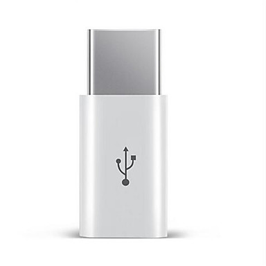 Micro USB 3.0 Adapter <1m / 3ft Normalny ABS Adapter kabla USB Na Huawei / LG / Nokia