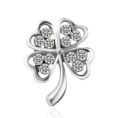 Žene Broševi Stilski Inspirational Broš Jewelry Srebro Za Vjenčanje Svakodnevica