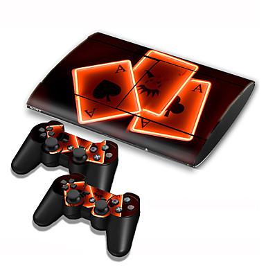 olcso PS3 tokok-B-SKIN B-SKIN USB Matrica Kompatibilitás Sony PS3 ,  Újdonságok Matrica Vinil 1 pcs egység