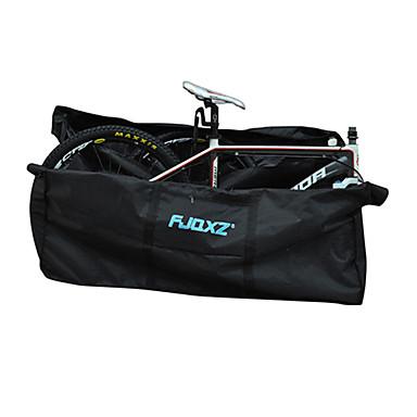 رخيصةأون حقائب الدراجة-FJQXZ 130 L النقل والتخزين الدراجة غطاء سعة كبيرة مقاوم للماء سريع جاف حقيبة الدراجة 1680D بوليستر أكسفورد حقيبة الدراجة حقيبة الدراجة أخضر / الدراجة