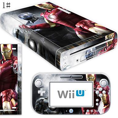 olcso Wii U tartozékok-B-SKIN Audió és videó Matrica Kompatibilitás Wii U / Nintendo Wii U ,  Újdonságok Matrica PVC / Gumi egység