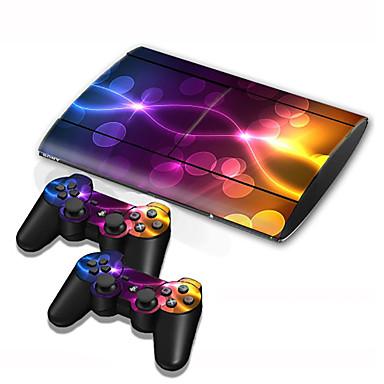 olcso PS3 tokok-B-SKIN B-SKIN Matrica Kompatibilitás Sony PS3 ,  Újdonságok Matrica Vinil 1 pcs egység