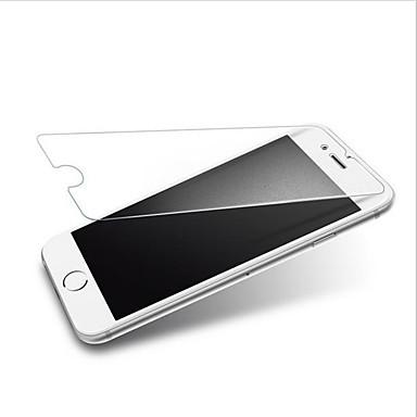 voordelige iPhone 6s / 6 screenprotectors-AppleScreen ProtectoriPhone 6s 9H-hardheid Voorkant screenprotector 1 stuks Gehard Glas / iPhone 6s / 6 / 2.5D gebogen rand / Mat