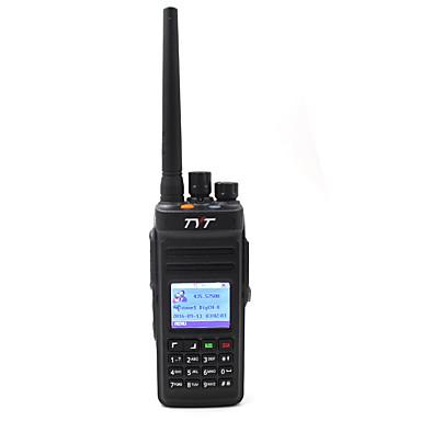 ieftine Walkie Talkies-TYT MD-398 UHF Portabil  / Analog / Piloane de Menținut Carnea Alarmă de Urgență / Avertizare Baterie Slabă / PC Software Programabil  5KM - 10KM 5KM - 10KM 1000 2800mAh 10W Statie emisie-receptie