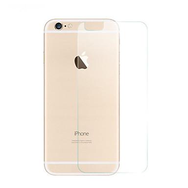 voordelige iPhone screenprotectors-AppleScreen ProtectoriPhone 6s Plus 9H-hardheid Achterkantbescherming 1 stuks Gehard Glas / iPhone 6s Plus / 6 Plus