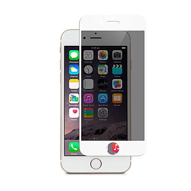 voordelige iPhone screenprotectors-AppleScreen ProtectoriPhone 6s 9H-hardheid Voorkant screenprotector 1 stuks Gehard Glas / iPhone 6s / 6 / 2.5D gebogen rand