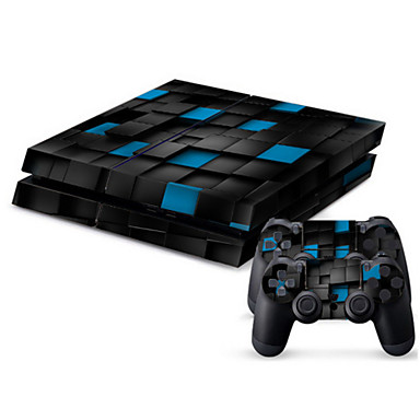 olcso PS4 kiegészítők-B-SKIN Matrica Kompatibilitás PS4 ,  Matrica PVC 1 pcs egység