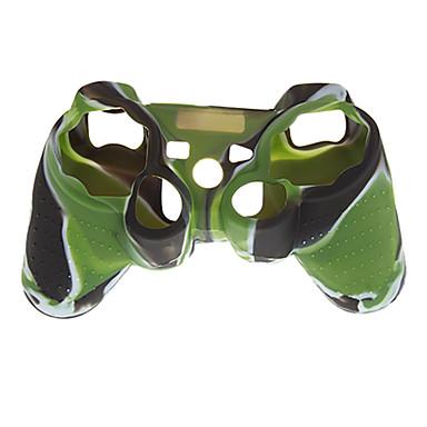 Controler de joc Protector de caz Pentru Sony PS3 . Novelty Controler de joc Protector de caz Silicon 1 pcs unitate