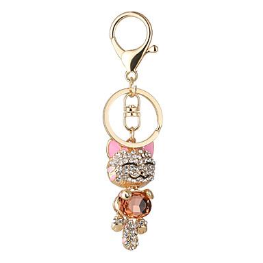 ieftine Breloc-breloc Mov Rosu Roz Aliaj Design Animal Cute Stil Euramerican Pentru