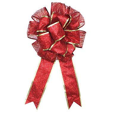 abordables Decoración del Hogar-Decoraciones de vacaciones Animales / Muñecos de Nieve / Santa Adornos Fiesta / Novedades / Navidad 1pc