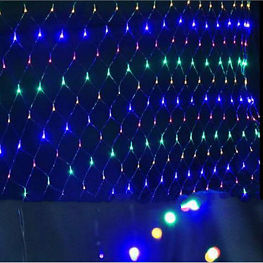 Led Nets Lights Christmas Lights Waterproof Colorized 96 Lamp Socket 5385627 2019 – $12.34