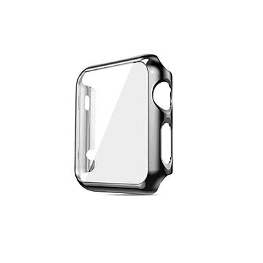Недорогие Аксессуары для смарт-часов-Ремешок для часов для Серия Apple Watch 5/4/3/2/1 Apple Спортивный ремешок Поликарбонат Повязка на запястье