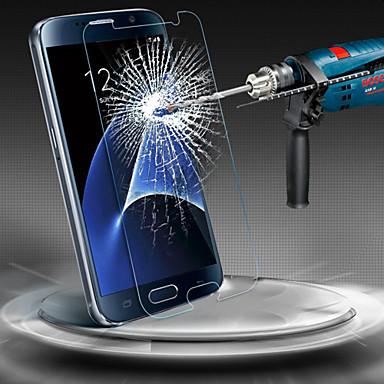 halpa Näytön suojakalvot-Näytönsuojat varten Samsung Galaxy S7 / S6 Karkaistu lasi Näytönsuoja