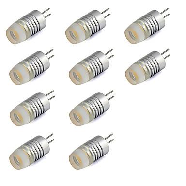 Fabulous 10 Pcs 1 5W G4 Led Bi Pin Crystal Lamp Spotlight Dc 12V Cold White Wiring Digital Resources Lavecompassionincorg