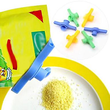 zahăr de sare de etanșare sac sac etanșat cu jet de alimentare bucată cu fermoar cu ieșire