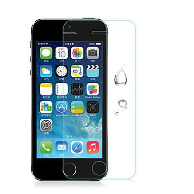1 piesă Ecran Protecție Față pentru Rezistent la Zgârieturi High Definition (HD) / La explozie iPhone SE / 5s / 5
