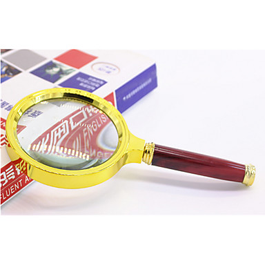 olcso Nagyítók-Nagyítók Általános Magnification 10X 90mm Fém
