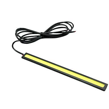 Недорогие Дневные фары-Автомобиль Лампы 40W COB 2800lm Светодиодная лампа Фары дневного света