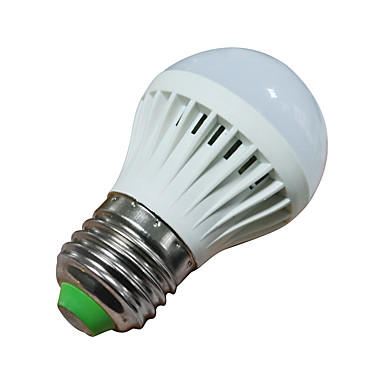 1 buc 6 W Bulb LED Glob 480 lm E26 / E27 12 LED-uri de margele SMD 5730 Decorativ Alb Cald Alb Rece 220-240 V / FCC
