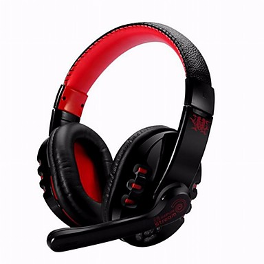 olcso Gaming fülhallgatók-OVLENG V8-1 Gaming Headset Vezeték nélküli Játszás V3.0 Zajszűrő Mikrofonnal A hangerőszabályzóval