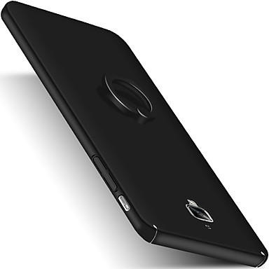 povoljno Maske za mobitele-Θήκη Za OnePlus / Jedan plus tri One Plus 3T / One Plus 3 / OnePlus sa stalkom / Prsten držač / Mutno Stražnja maska Jednobojni Tvrdo PC