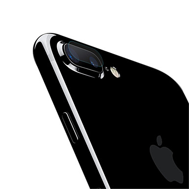 voordelige iPhone screenprotectors -AppleScreen ProtectoriPhone 7 Plus High-Definition (HD) Achterkantbescherming 1 stuks Gehard Glas