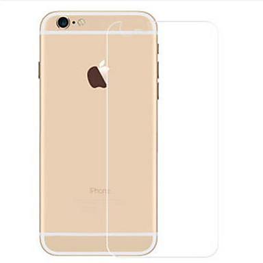voordelige iPhone screenprotectors-AppleScreen ProtectoriPhone 7 9H-hardheid Achterkantbescherming 1 stuks Gehard Glas
