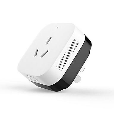 رخيصةأون Smart Plug-تكييف الهواء aqara companion - cn plug (3-pin) ذكيّ مستشعر درجة حرارة رطوبة محسّ