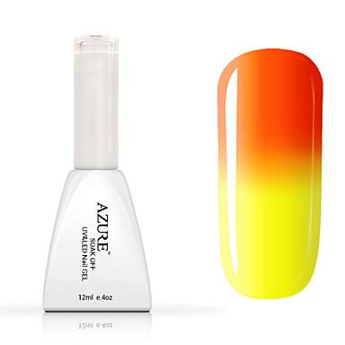 Nail Polish Uv Gel 12ml 1 Glitters Color Changing Top Coat Clic Shimmering Glitter Sparkle Light Neon Bright Soak Off Long 3077952 2018